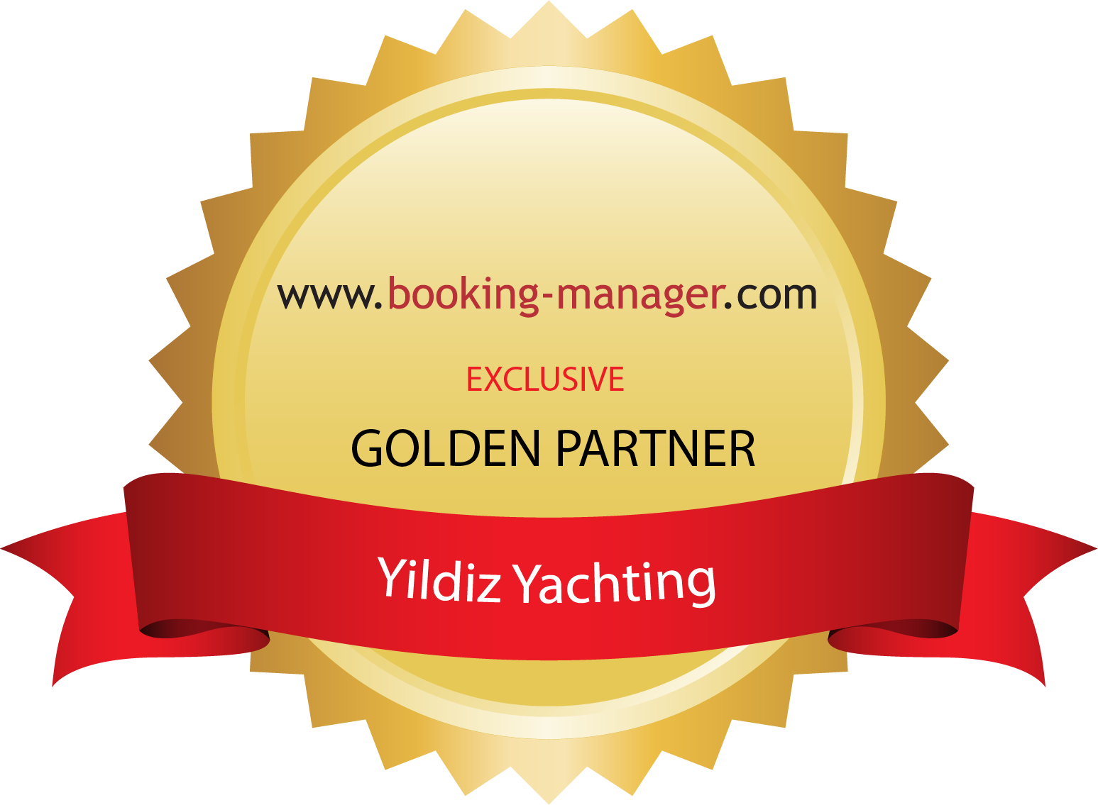 Booking Maanger Golden Partner